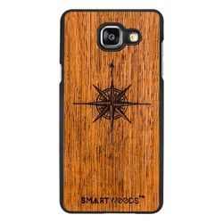 CASE WOODEN SMARTWOODS ROSE SAMSUNG GALAXY A3 2016