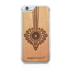 CASE WOODEN SMARTWOODS parzenice CLEAR IPHONE 6 / 6S