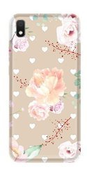 CaseGadget CASE ROSES AND HEARTS OVERPRINT SAMSUNG GALAXY A10s
