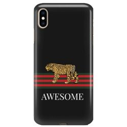FUNNY CASE OVERPRINT AWESOME HUAWEI P SMART Z