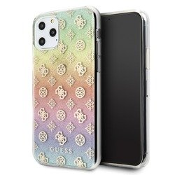 GUESS HARD CASE IRIDESCENT 4G PEONY GUHCN58PEOML IPHONE 11 PRO MULTICOLOR