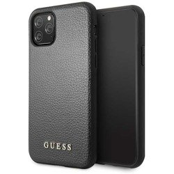 GUESS HARD CASE iridescent IPHONE 11 PRO MAX BLACK