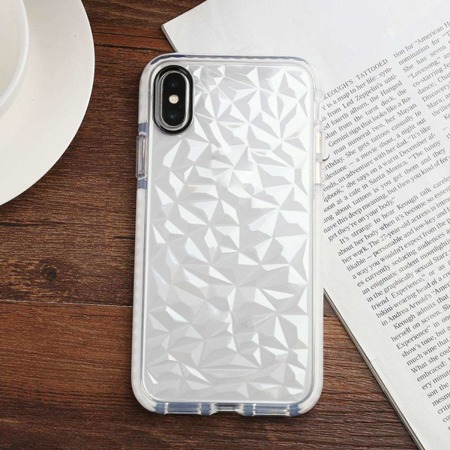 CASE BRICK STONE HUAWEI P20 LITE 2019 TRANSPARENT