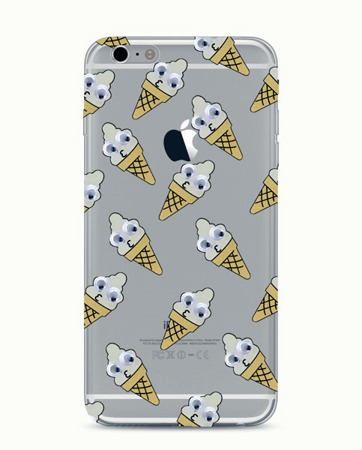 CASE EYES ICE CREAM SAMSUNG GALAXY S6