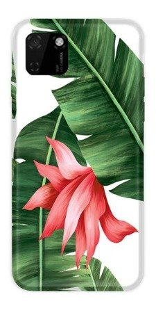 CaseGadget CASE OVERPRINT FERN AND FLOWER HUAWEI Y5P