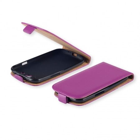 FLIP CASE PURPLE Huawei P8
