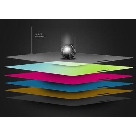 GLASS TEMPERATURE MOCOLO 3D UV GLASS SAMSUNG GALAXY S8 CLEAR
