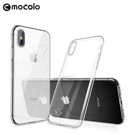 MOCOLO CASE SUPER CRYSTAL HUAWEI P20 LITE CLEAR