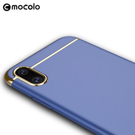 MOCOLO SUPREME LUXURY CASE HUAWEI P10 BLUE