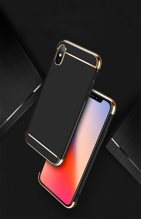 MOCOLO SUPREME LUXURY CASE HUAWEI P20 GOLD