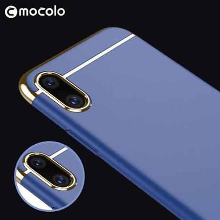 MOCOLO SUPREME LUXURY CASE SAMSUNG GALAXY S7 EDGE BLUE