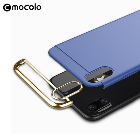 MOCOLO SUPREME LUXURY CASE SAMSUNG GALAXY S9 BLACK