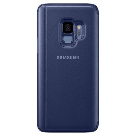 SAMSUNG CLEAR VIEW COVER EF-ZG960CLEGWW GALAXY S9 BLUE