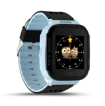 SMART WATCH FOR CHILDREN BLUE Y29 GPS LOCATOR