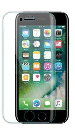 TEMPERED GLASS 5D IPHONE 7 / 8 / SE 2020 TRANSPARENT