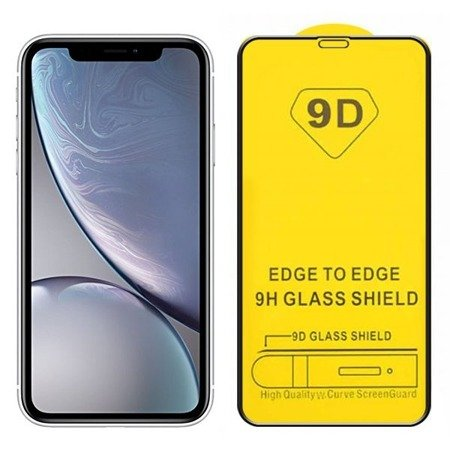 TEMPERED GLASS 9D BLACK SAMSUNG GALAXY S10E
