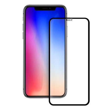 TEMPERED GLASS MOCOLO TG+ 3D IPHONE XR BLACK