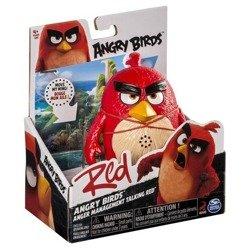 ANGRY BIRDS ROZGADANE FIGURKI RED CZERWONY