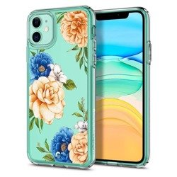 CASE SPIGEN CIEL 076CS27530 IPHONE 11 BLUE FLORAL